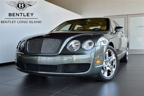 2007 bentley continental flying spur w12 no accidents awd immaculate condition black royal 2007 bentley continental flying spur rolls royce motor cars long island pre owned inventory