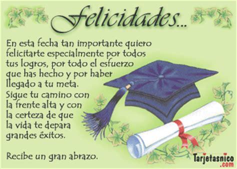 frases para felicitar a un graduado en licenciatura de finanzas felicidades en el d 237 a de tu graduaci 243 n
