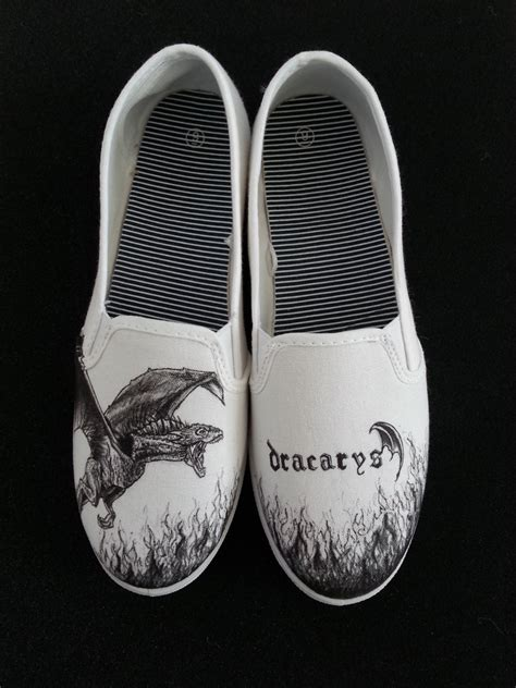 of thrones slippers of thrones themed targaryen shoes the of dragons