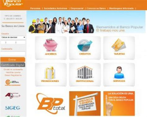 banco popular costa rica banco popular incorpora servicio de transferencias sinpe