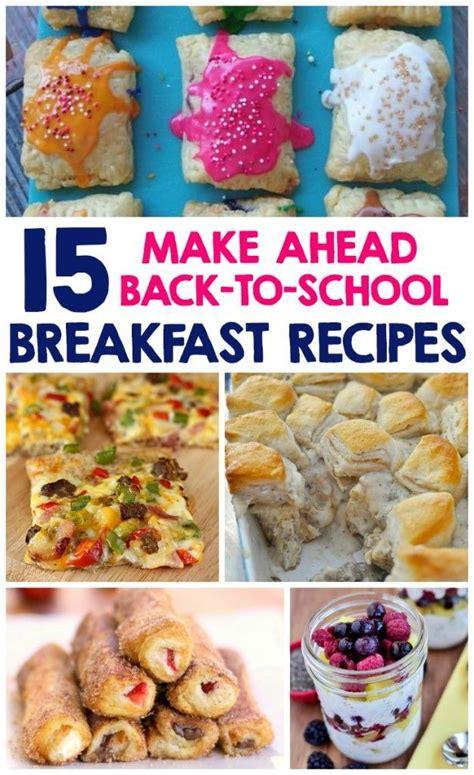 make ahead new year recipes best 25 one year breakfast ideas ideas on