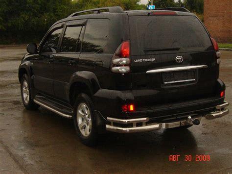 Toyota Land Cruiser 2007 2007 Toyota Land Cruiser Prado For Sale 4000cc Gasoline