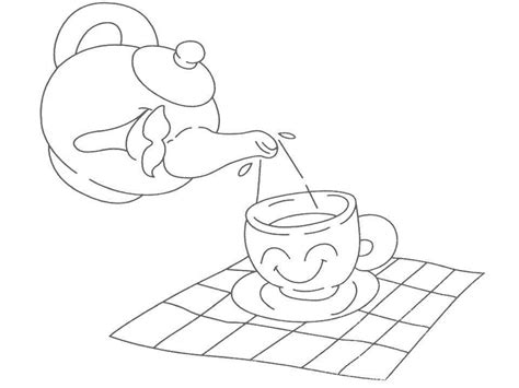 daily necessities coloring page for kids 20