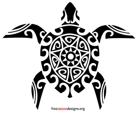 hawaiian turtle tattoos turtle tattoos polynesian and hawaiian tribal turtle designs