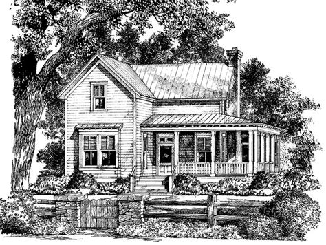 eplans southern living eplans country house plan bucksport cottage from the