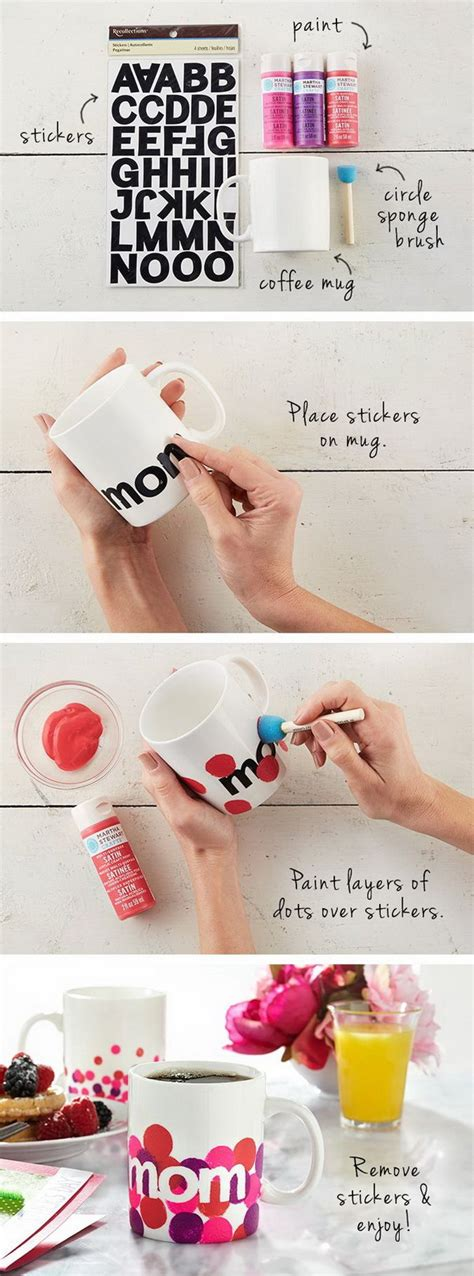 good gifts for moms 20 heartfelt diy gifts for mom noted list