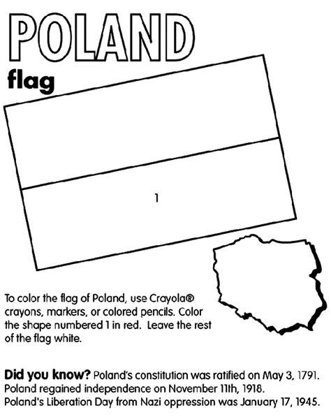 eu flag coloring page poland coloring page crayola com