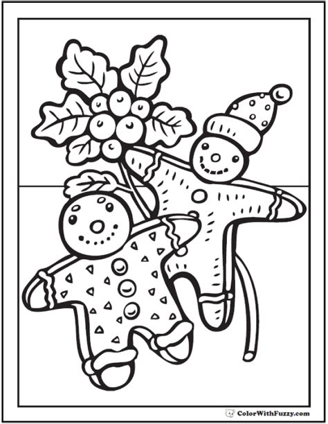 christmas coloring pages gingerbread man christmas gingerbread men coloring page
