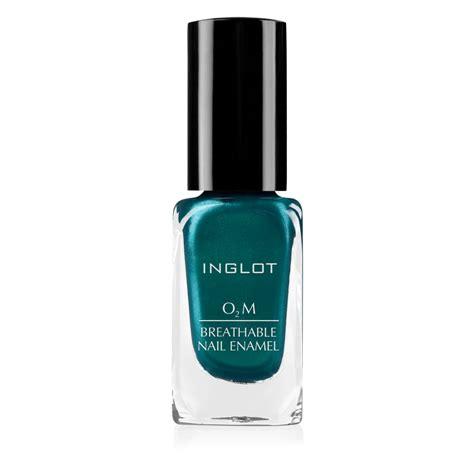 Inglot O2m Breathable Nail Enamel 666 o2m breathable nail enamel