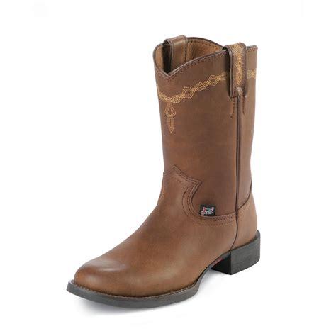 george strait boots s 10 quot justin 174 george strait westerner boots 161711