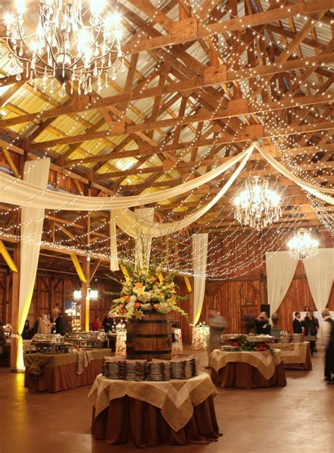 pin  dina yehia  wedding barn wedding decorations