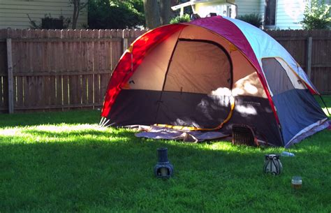 tent backyard 4 essentials for backyard cing