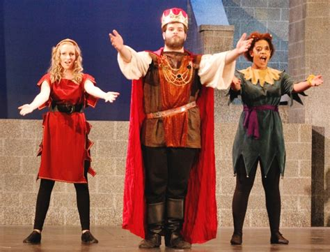 Minstrel Once Upon A Mattress by Once Upon A Mattress Of Side Splitting Shenanigans