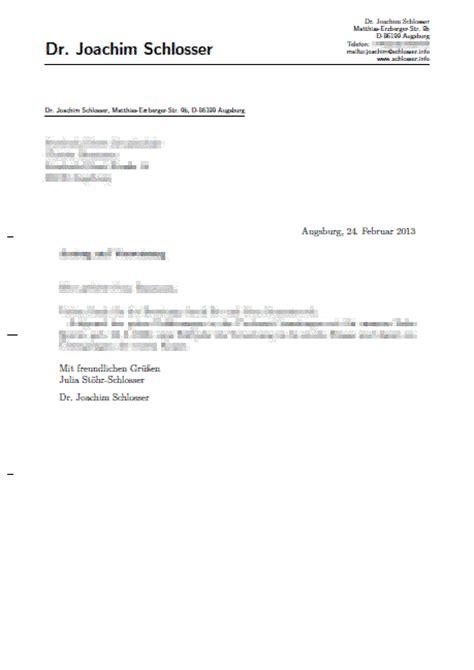 Deutschland Brief Beispiel 6 Tipps Zum Sch 246 Nen Brief In