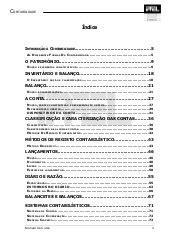 Manual de Contabilidade Simplificada para micro e pequenas