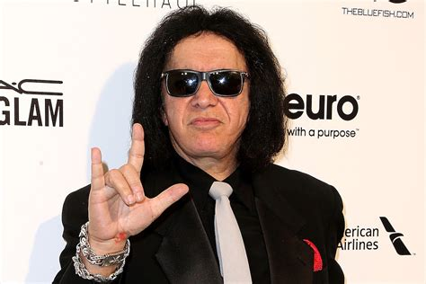 Gene Simmons Gets by Gene Simmons Says Rap Will Die Gets Roasted On
