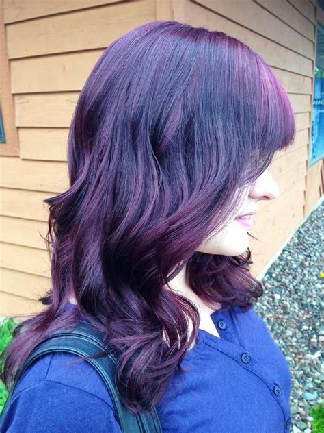 pin violet hair color ideas picturejpg on