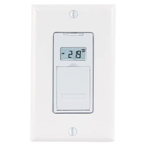 intermatic programmable light switch intermatic ej500 indoor digital wall switch timer