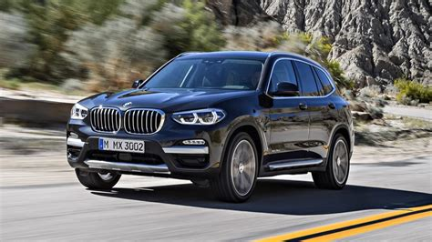 New Bmw 2018 X3 by That S How The All New 2018 Bmw X3 Looks Like Bestcarmag