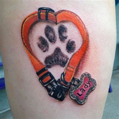 dog collar tattoo designs 46 best collar images on artist