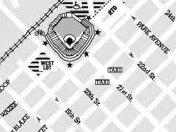 coors field is located at 20th and streets in