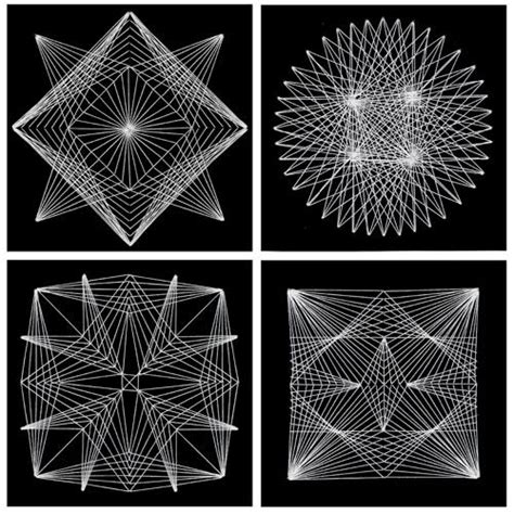 string art pattern maker this project shows you how to make intricate geometric