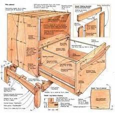 wood lateral file cabinet plans pdf plans plans for garage