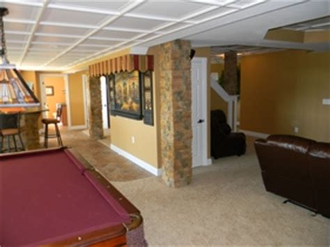estimate basement finishing costs contractor all in one renovations llc