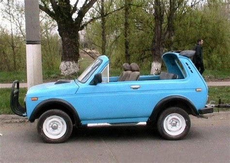Modified Lada Niva 500 Best Images About Niva 4x4 On Cars 4x4