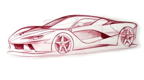car drawing car design drawings developing awesome line quality