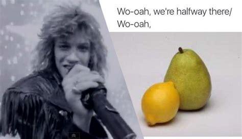 Bon Jovi Meme - meme watch the best of the whoa we re halfway there tweets