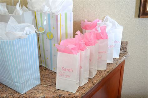 Goody Bags For Baby Shower by Pink Tulle Ribbon Goodie Bags Hello Nutritarian