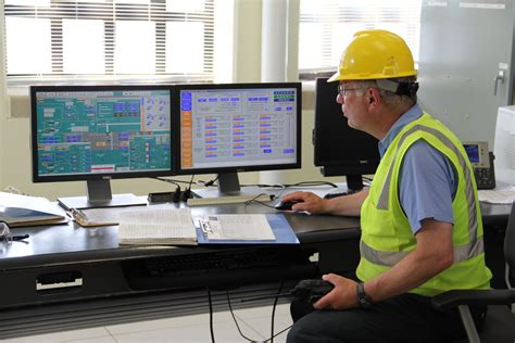 Plant Controller by Wastewater Treatment Water Utilities