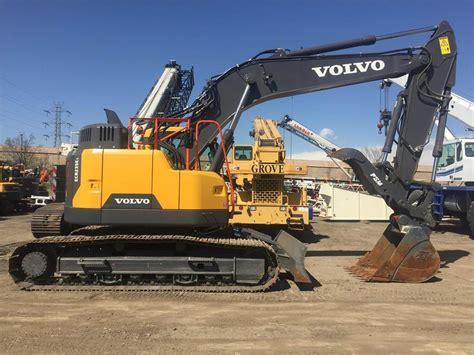 volvo ecrel crawler excavators construction equipment volvo ce americas  equipment