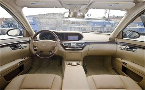 2009 Mercedes Benz S550 Interior View Photo #298131