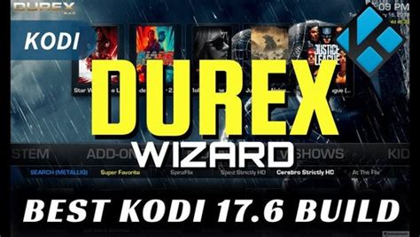 aptoide kodi 17 6 durex build kodi 17 6 updated feb 2018 new best kodi