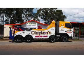 Tow Truck Accessories Australia Clayton S Towing Service Pty Ltd Towing Services 500