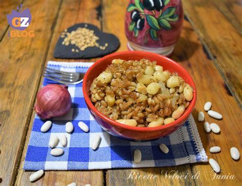 cucinare i fagioli cannellini farro con fagioli cannellini e cipolla ricette veloci di
