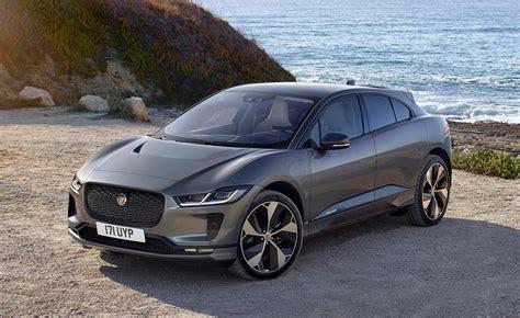 2019 Jaguar Suv by 2019 Jaguar I Pace Giving Tesla A Run For Its Money Suv