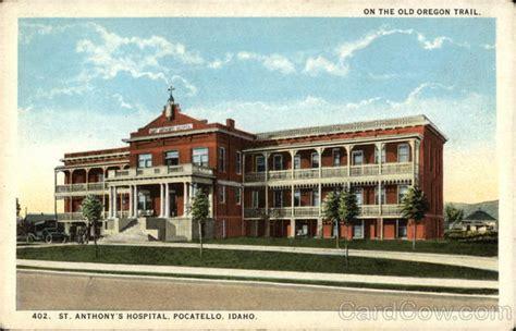 Pocatello Post Office by St Anthony S Hospital Pocatello Id