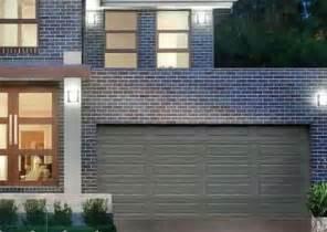 Design Your Garage Door colorbond 174 range steel line garage doors