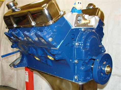 Ford Fe by 390 Fe Ford Crate High Performance Balanced Engine
