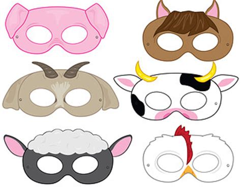 printable animal eye masks australian animals printable masks aussie animal mask koala