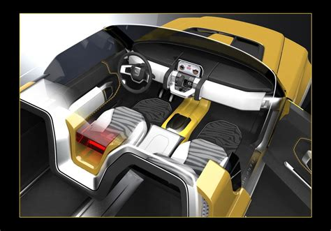 land rover dc100 interior land rover unveils dc100 sport concept in frankfurt