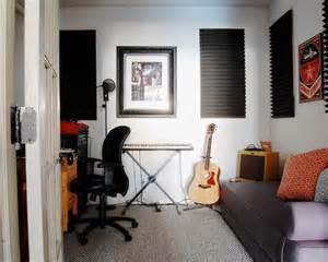 Home Guitar Studio Design by Inspiring Home Recording Studio Design Industrial Home