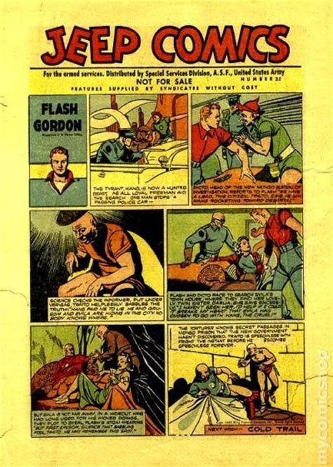 jeep comics giveaway 1945 comic books - Comic Giveaway