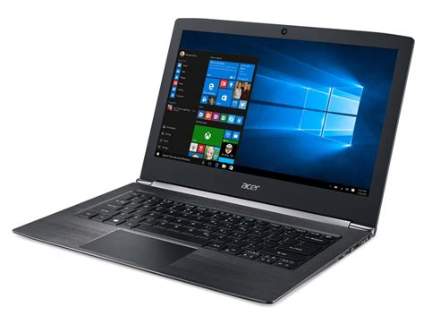 Laptop Acer Aspire S13 acer unveils ultra slim aspire s13 notebook notebookcheck net news