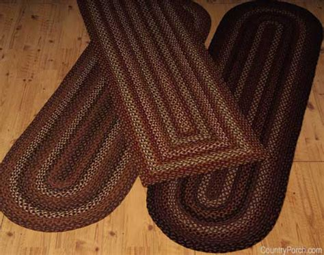 Braided Runner Rugs by India Home Fashions Braided Hallway Rug Runners