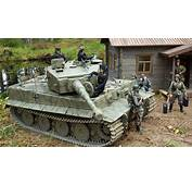 1/6 RC Tiger Tank  YouTube