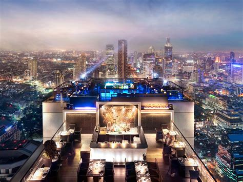 Top 10 Rooftop Bars by The 10 Best Rooftop Bars In The World Photos Cond 233
